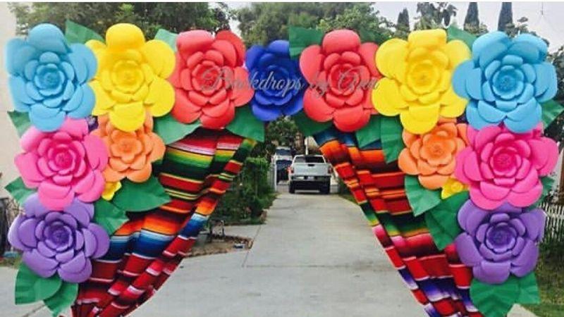 Flores de papel: Conoce de qué trata esta hermosa tradición mexicana
