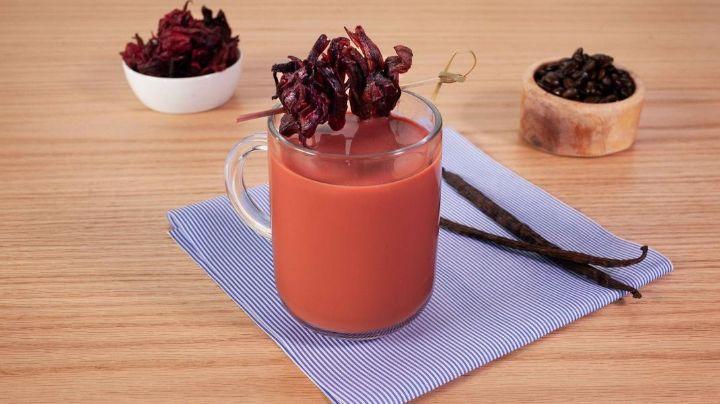 ¡Delicioso! Dale sabor a tu café de todos los días con esta receta de jamaica