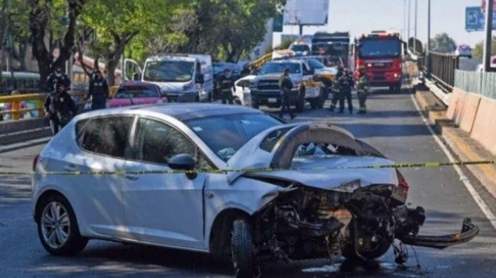 Por intentar ayudar a heridos de un accidente de tránsito, hombre muere embestido por una camioneta