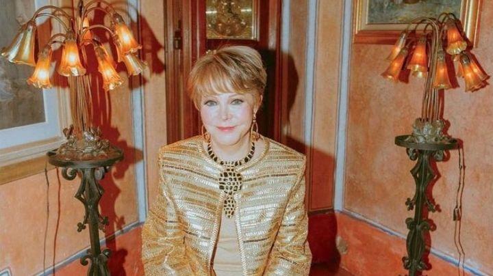 Lolita Ayala sufre caída al interior de su casa; termina con el fémur roto