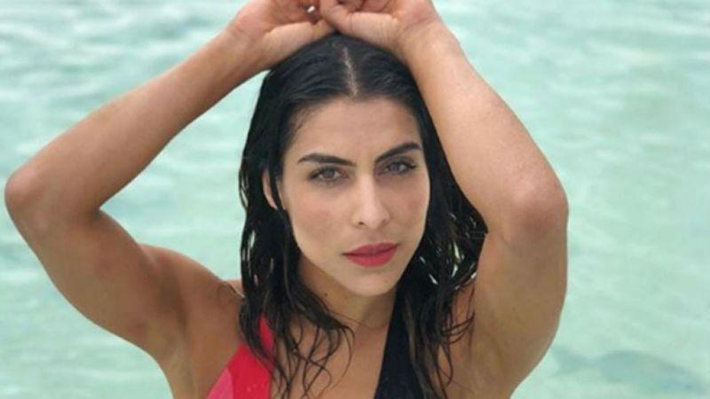 María León causa POLÉMICA en Instagram y comparte atrevida FOTO ¡besando a otra mujer!