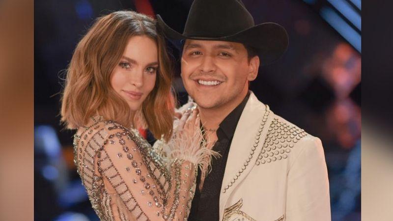 ¿Adiós TV Azteca? A días de 'La Voz', Televisa usaría a Nodal para 'recuperar' a Belinda