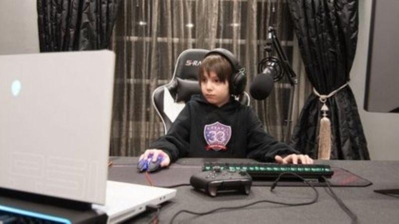 Joseph Deen, el profesional más joven de 'Fornite' firma un contrato por 33 mil dólares