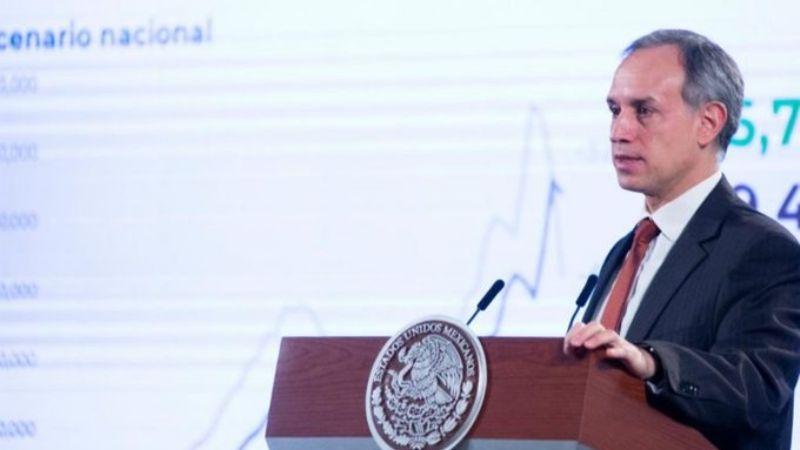 Secretaría de Salud insiste en que López-Gatell se recupera en casa; tiene síndrome post Covid-19