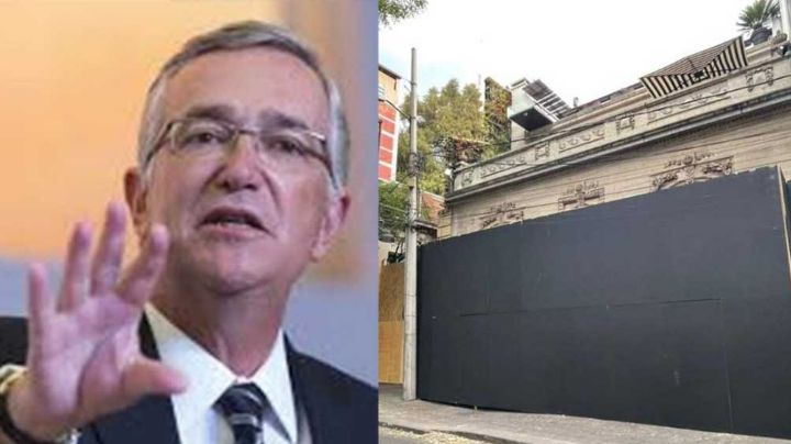 ¿Ricardo Salinas Pliego pagó el muro de Andrés Roemer? Esto dice el dueño de TV Azteca