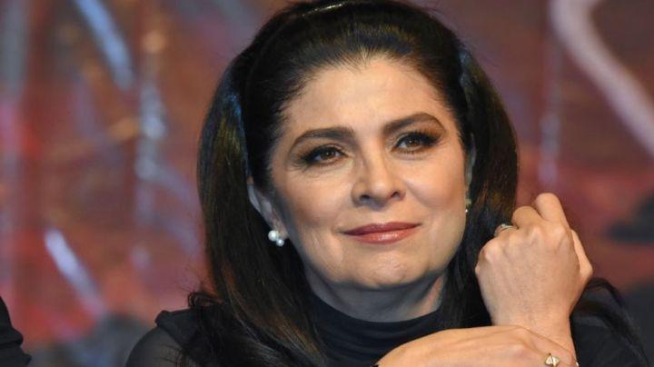 Tras repentino retiro de Televisa, anuncian que Victoria Ruffo regresa a la actuación ¿en TV Azteca?