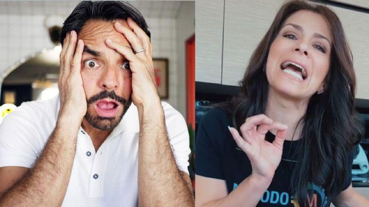 ¿No quiere a los hijos de Eugenio Derbez? Alessandra envía dura 'amenaza' en redes sociales