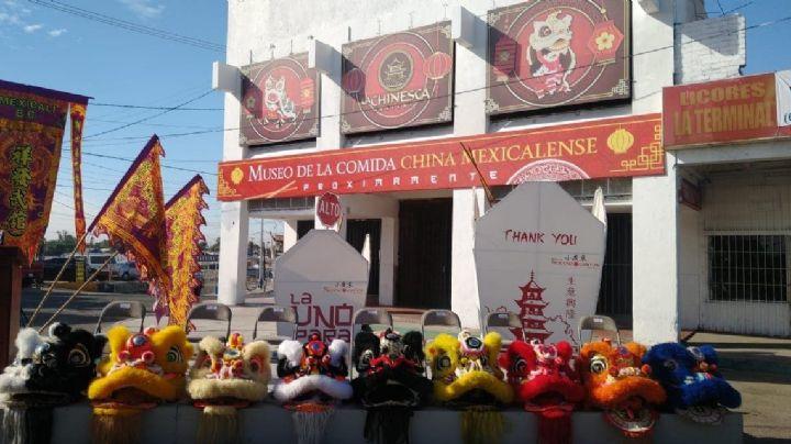 ¡De no creerse! Autoridades de Mexicali inauguran Museo de la Comida China