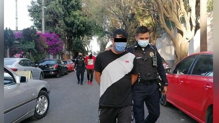 Autoridades detienen a 5 integrantes de La Unión Tepito; se les aseguró marihuana y efectivo