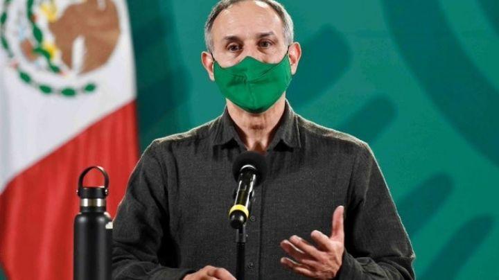 Avanza vacunación en México: ¿Cuándo acabará la pandemia Covid-19? López-Gatell responde