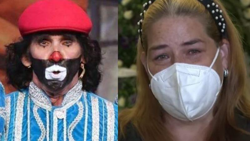 "Devastada, hija de Cepillín revela en 'Hoy' que su padre le ""cantó"": ""Me acompañó"""
