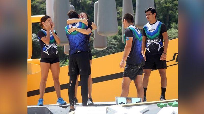 Atleta de 'Exatlón' sufriría terrible accidente en TV Azteca y termina inconsciente y sangrando