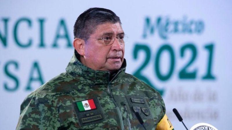 Luis Cresencio Sandoval, titular de la Sedena, supera al Covid-19; se contagió dos veces
