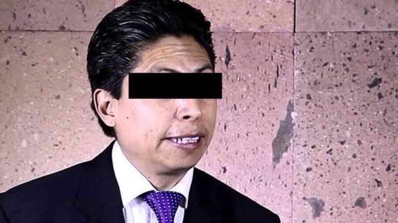 Exedil de Zimapán se fuga de prisión; es acusado de violencia política de género