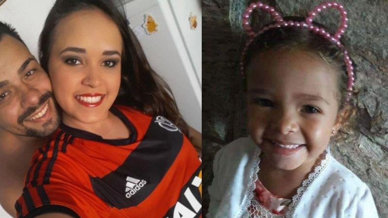De pesadilla: Despiadado padrastro dio brutal golpiza a Ana Livia y la mató; solo tenía 3 años