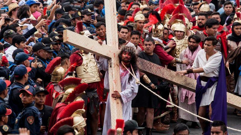 Averigua por qué la Pasión de Cristo de Iztapalapa es una tradición tan importante