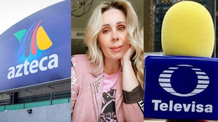 Ni Televisa ni TV Azteca: Atala Sarmiento, desesperada, buscaría trabajo en Imagen TV