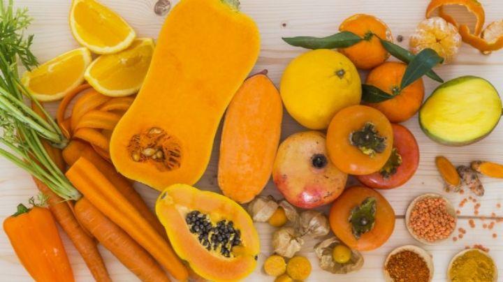 Mandarina, naranja, papaya y más: Descubre los beneficios de las frutas de color naranja