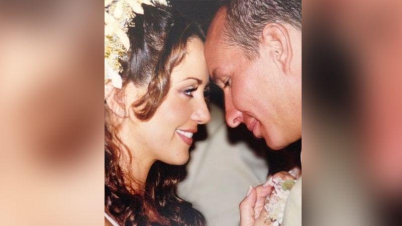 ¡21 años de amor! Andrea Legarreta conmueve con romántico mensaje a Erik Rubín