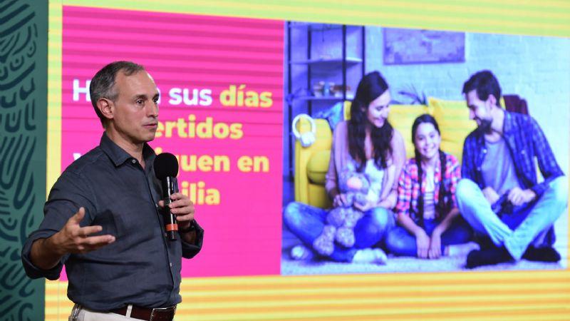 López-Gatell se suma a predicción de AMLO y advierte sobre nueva ola de contagios
