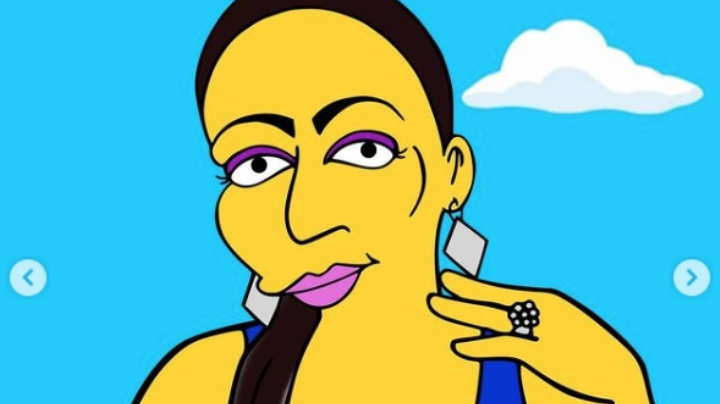 ¡Sorprendente! 'Los Simpson' exigen justicia por el asesinato de Victoria Salazar