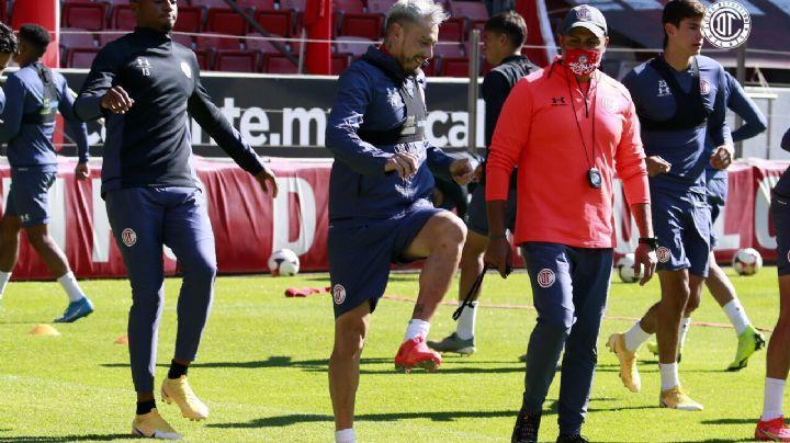 El Toluca buscará hacer su diablura cuando reciba a los Rayados del Monterrey