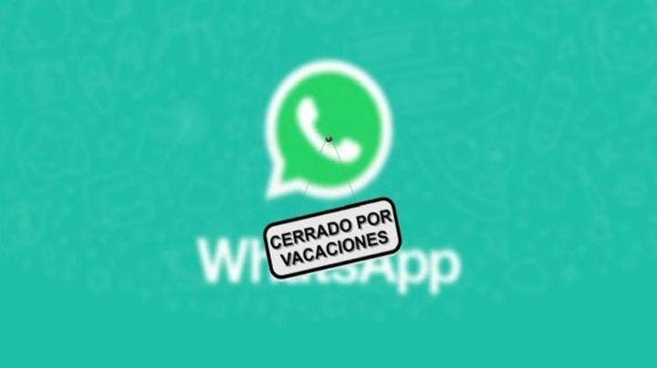 ¿De vacaciones? WhatsApp ayudará con este método para que disfrutes los días libres