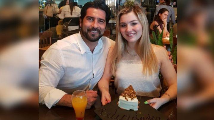 Arturo Carmona le dedica impactante mensaje a Melenie, su hija con Alicia Villareal