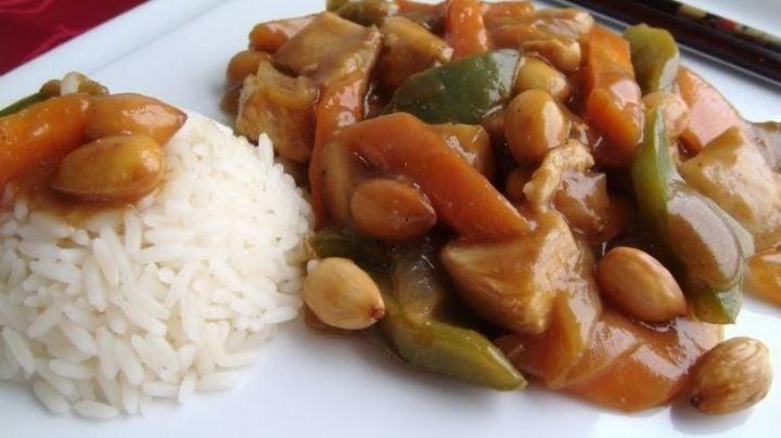 Comida china: Este pollo con almendras se convertirá en tu deleite; la receta es muy fácil