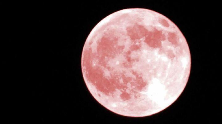 Calendario lunar 2021: Descubre qué es la superluna rosa y por qué es tan especial