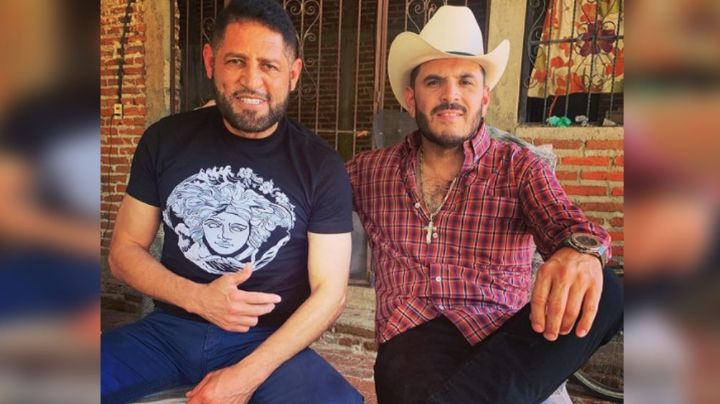¿Qué traman? De no creerse: Pancho Barraza aparece junto a cantante de narcocorridos