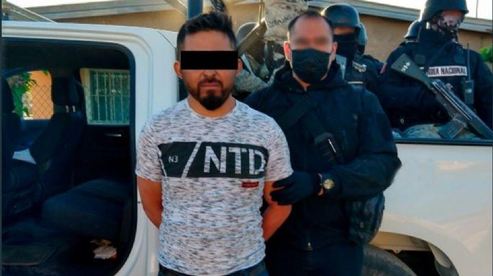 Detienen a 'El Coma Santos'; se le vincula con la masacre de la familia LeBarón en Bavispe