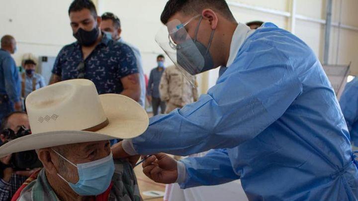 Atención: Adultos mayores podrán vacunarse contra el Covid-19 este 11 de abril en Cajeme
