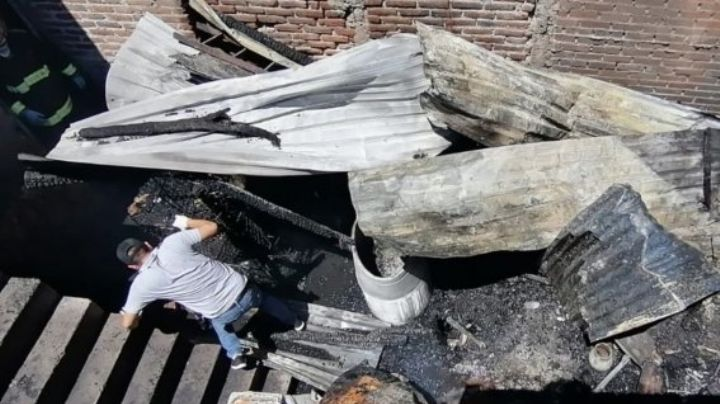 Tragedia: Tras incendiarse su domicilio, dos niñas mueren en Aguascalientes