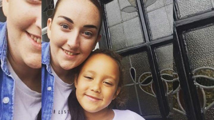 """""""Mami está dormida"""": Niña de 7 años llama a su abuelita sin saber que su madre murió"""