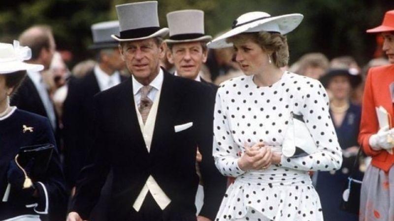 ¿Lo veía como a un padre? Descubre cómo fue la relación del Príncipe Felipe con Lady Di