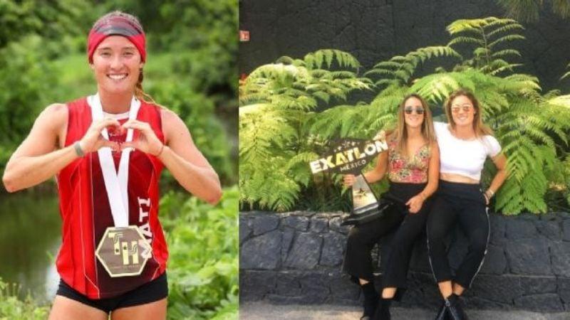 Ganadora de 'Exatlón', Mati Álvarez, confirma la ruptura de su relación con Irene Sampedro