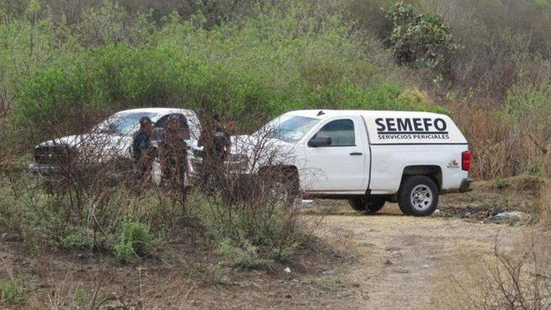 Abandonan cuerpo sin vida de joven al norte de Hermosillo; tenía signos de tortura