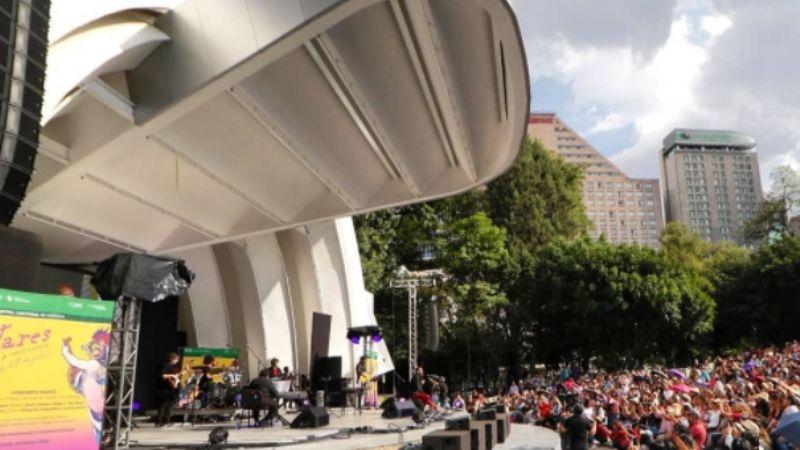 ¡Regresan los conciertos a CDMX! El próximo fin los melómanos disfrutarán de música en vivo