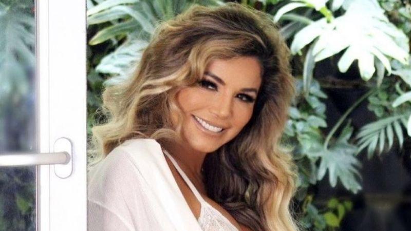 Aleida Núñez, actriz de Televisa, se pone su bañador más radiante y lo modela en Instagram