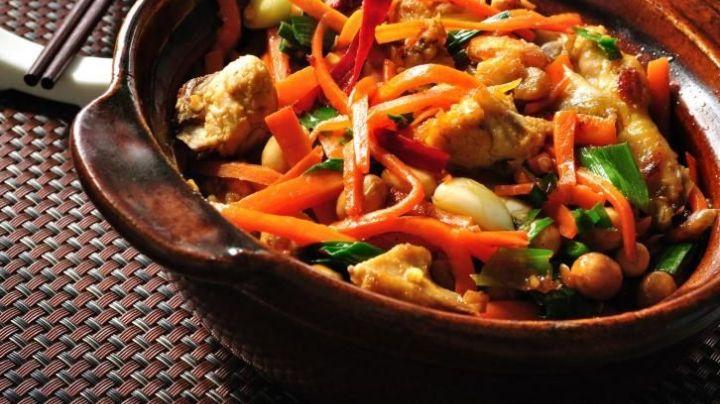 Prepara un tradicional chop suey y dale a tu paladar el sabor de la comida china