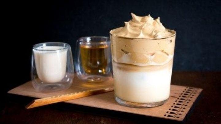 Consiéntete en tus momentos libres con el asombroso sabor del carajillo dalgona