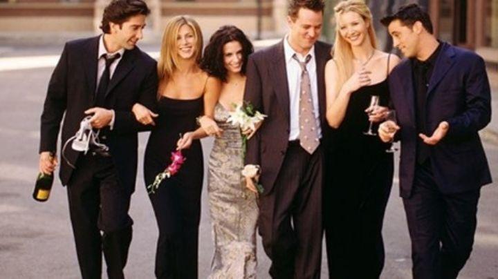 FOTOS: Actores de 'Friends' regresan al set; esto se sabe sobre la reunión para HBO Max