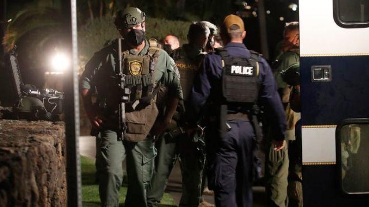 Oficial Naval se suicida en lujoso hotel de Hawái tras enfrentarse a balazos con policías