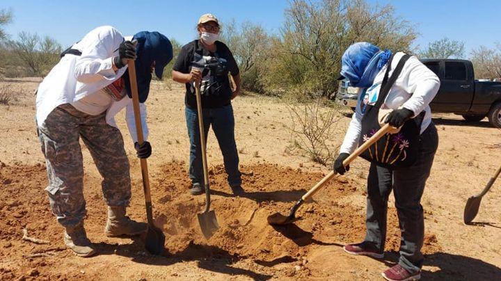 Escalofriante hallazgo: Descubren cadáveres de hombres y mujeres enterrados en Nogales