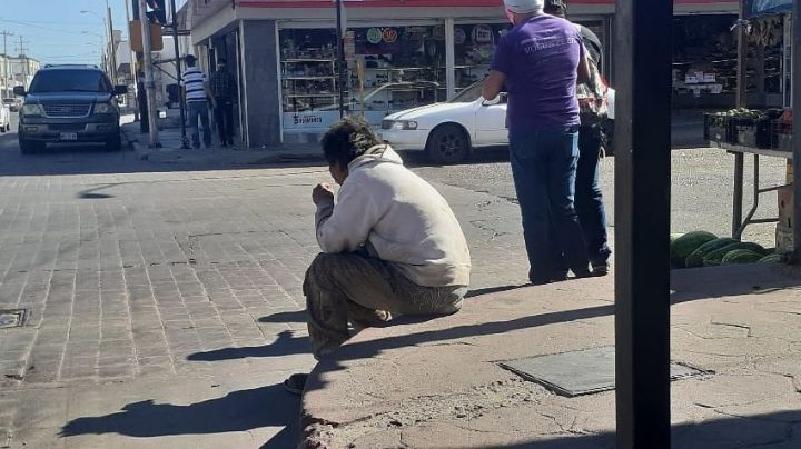 Indigencia prolifera, se convierte en un problema sin atención real en Empalme y Guaymas