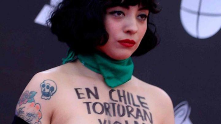 """""""Escuchaba sus discos a escondidas"""": Mon Laferte habla de su polémica canción con Gloria Trevi"""