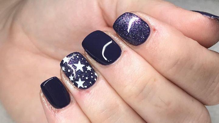 Llega una nueva tendencia para mujeres practicas; descubre qué es el diseño de uñas mini