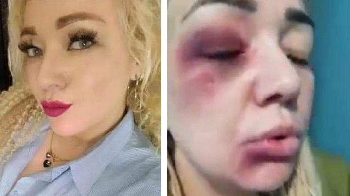 VIDEO: Locutora de Sonora denuncia que fue privada de su libertad y recibió brutal golpiza