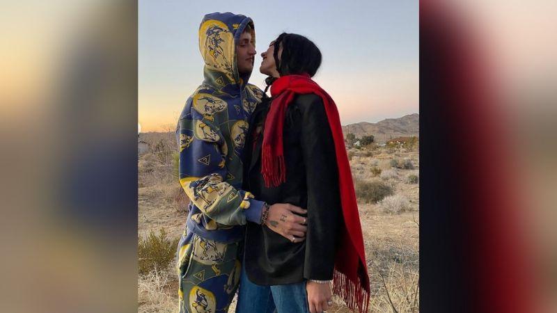 Dua Lipa grita su profundo amor por Anwar Hadid con tierna foto en Instagram